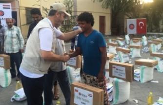 TİKA'dan Yemen'de 90'ı aşkın proje ve faaliyet