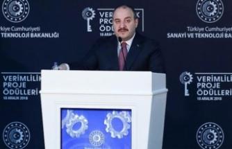 Türkiye Bölgesel Sektörel Verimlilik Gelişimi Haritası oluşturuldu