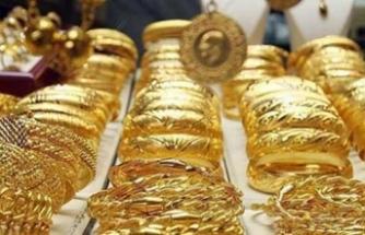 Altın fiyatları haftaya yükselişle başladı / 18 Mart