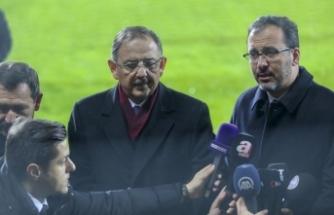 Bakan'dan Ankaralılara stat müjdesi