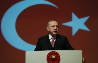 Başkan Erdoğan: Uzay çalışmalarında yeni bir aşamaya geçtiğimize inanıyorum