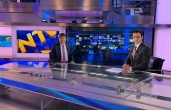 Başkan Türel NTV'nin konuğu oldu