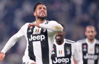Juventus evinde galip