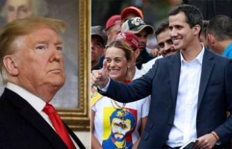 Kriz büyüyor! Kendini başkan ilan etti, Trump 'tanıyorum' dedi