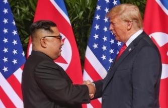 Trump, Kim ile ikinci zirveyi şubat sonunda yapacak