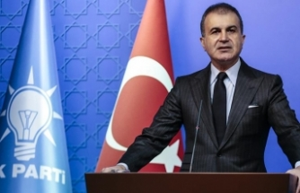 AK Parti Sözcüsü Çelik:  Bu, gayrimeşru bir eylem