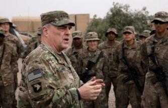 ABD Irak'taki askeri varlıklarıyla ilgili açıklama yaptı