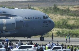 ABD'nin 'şüpheli' yardımları Venezuela sınırında