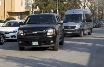 ABD ve Rusya temsilcileri Afganistan için Türkiye'de
