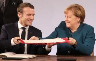 Almanya ve Fransa'dan flaş anlaşma! Ortak sanayi politikası…