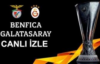 Benfica Galatasaray canlı izle - Benfica Galatasaray beIN Sports izle