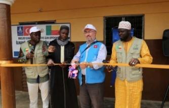 Deniz Feneri Benin'de mescit açtı