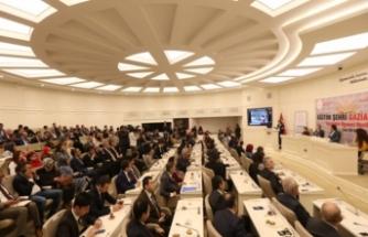 Gazişehir Öğrenci Meclisi, Büyükşehir'in ev sahipliğinde toplandı