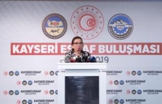 'Hedefimiz dış ticaret açığının azalması'