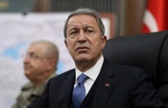 Bakan Akar'dan Gülen'in iadesine ilişkin açıklama