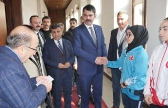 Trabzon Büyükşehir şampiyonları ödüllendirdi
