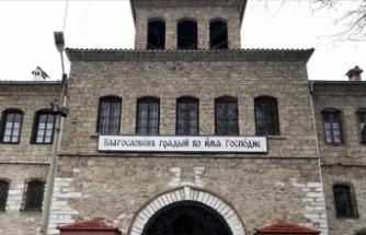 Yüzlerce yıldır ayakta! Tarihe meydan okuyan manastır