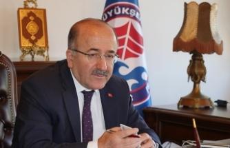Başkan Gümrükçüoğlu saldırıyı kınadı