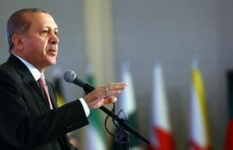 Cumhurbaşkanı Erdoğan'dan Trump'ın açıklamalarına cevap!
