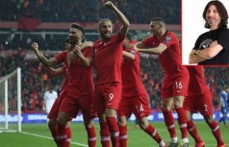 Cüneyt Kaşeler, Türkiye - Moldova maçında yaşananları yazdı