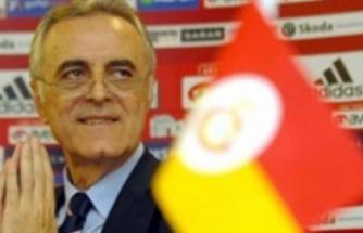 Galatasaray'ın eski başkanı minnetle anıldı