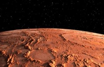 Mars'ta büyük keşif! Kanıt bulundu