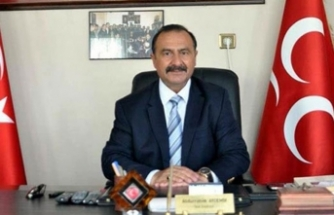 MHP İlçe Başkanı'na bıçaklı saldırı
