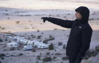Necati Şaşmaz Nöbet dizisini anlattı