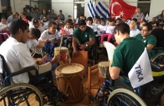 TİKA'dan Uruguay'daki engellilere destek