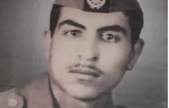 37 yıldır kayıp Iraklı askerin cesedini seller, ülkesine geri getirdi