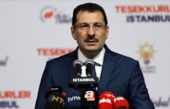 AK Parti'li Yavuz, YSK'nin ara kararlarını değerlendirdi