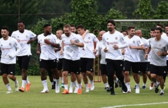 Beşiktaş ara vermeden hazırlıklara başladı!