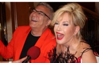 Emel Sayın konserinde Mehmet Ali Erbil sürprizi! 6 ay sonra bir ilk!