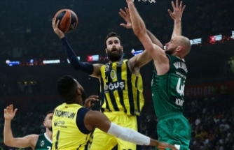 Fenerbahçe Beko seride öne geçti