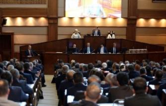 İBB Meclisi'nde AK Parti ağırlığı