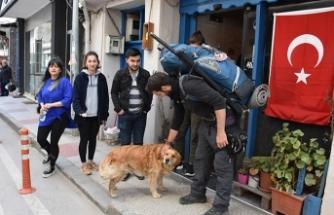 İtalya'dan Çin'e yürüyerek gidiyor… Türkiye'de mola verdi