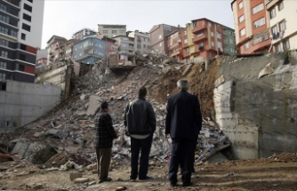 Kağıthane'de mağdur olan 149 aileye devlet yardımı