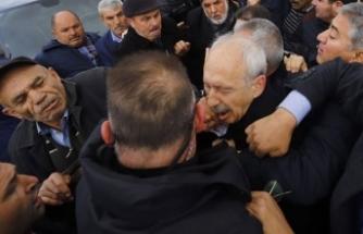 Kılıçdaroğlu'nu yumruklayan şahısla ilgili karar