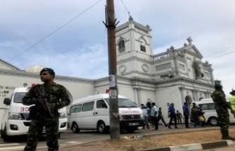 Kilise ve otellerde patlama! Çok sayıda ölü ve yaralı var