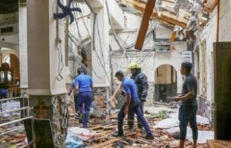 Sri Lanka'da 8. patlama şoku!