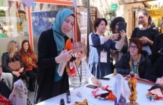 Uluslararası Ezogelin Yöresel Bebek Çalıştayı Gaziantep'te