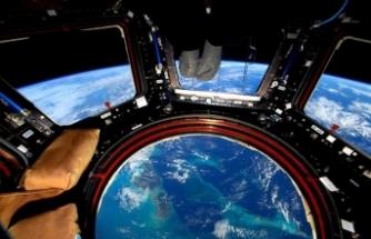 Uzaydan çekilen NASA fotoğrafları büyüledi
