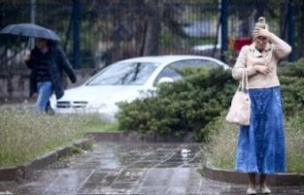 Yağmur kaç gün sürecek? Ege hariç tüm Türkiye...