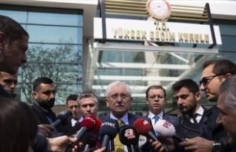 YSK, AK Parti'nin İstanbul itirazını gündeme aldı