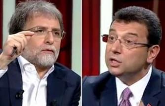 Ahmet Hakan'dan Ekrem İmamoğlu'na büyük tepki! 'Bu da size dert olsun'
