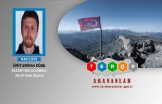 Bakanlık açıkladı: 1,5 milyon TL ödüllü terörist yakalandı