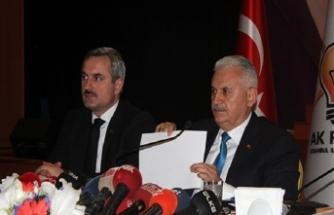 Binali Yıldırım'dan CHP'lilere çok konuşulacak 'pusula' cevabı