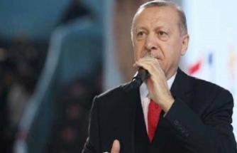 Cumhurbaşkanı Erdoğan: Bu duruşumuzdan taviz vermedik