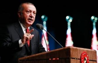 Cumhurbaşkanı Erdoğan üzüntüsünü paylaştı: 'Biz değil Almanya sahip çıktı'