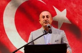 'Dışişleri Bakanlığı olarak hainlerin peşini bırakmıyoruz'